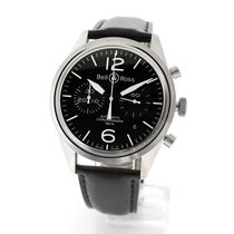 Bell & Ross New Vintage BRV126 Automatic Chronograph