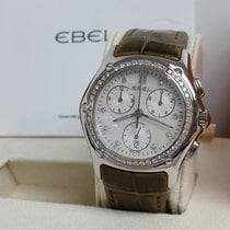 Ebel Women's watch Classic Quartz pre-owned Watch with original box and original papers