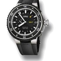 Oris ProDiver GMT 49mm Black No numerals