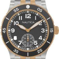 Nautica Steel 44mm Quartz new