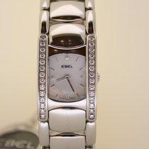 Ebel Beluga Steel 19mm White
