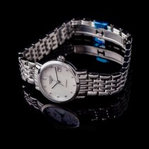 Longines Elegant Steel 25.50mm Mother of pearl United States of America, California, San Mateo