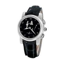 Ulysse Nardin Hourstriker Platinum 42mm Black