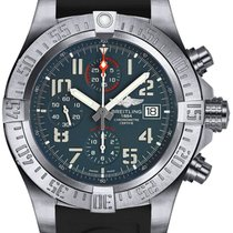 Breitling Avenger Bandit new Automatic Chronograph Watch with original box E1338310-M536-227S