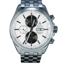 Atlantic Steel 44mm Automatic 3614 pre-owned