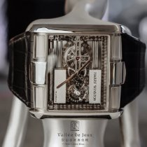 Harry Winston White gold 49mm Manual winding pre-owned