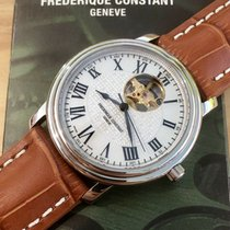 Frederique Constant Steel 40mm pre-owned United Kingdom, London