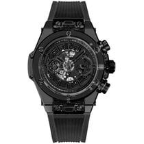 Hublot Big Bang Unico new 2019 Automatic Chronograph Watch with original box and original papers 411.JB.4901.RT