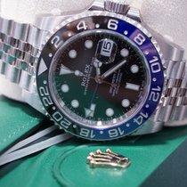 Rolex GMT-Master II neu 2019 Automatik Uhr mit Original-Box und Original-Papieren 126710BLNR