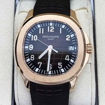 Patek Philippe Aquanaut Rose gold 40mm Brown Arabic numerals