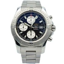 Breitling Colt Chronograph Automatic Steel 44mm Black United States of America, Indiana, Carmel
