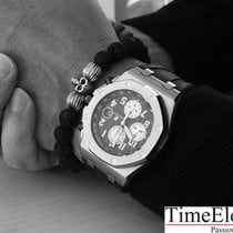 Audemars Piguet 26470ST.OO.A027CA.01 Acier 2015 Royal Oak Offshore Chronograph 42mm occasion