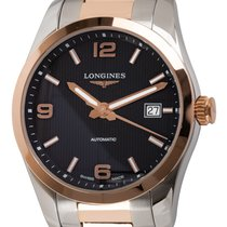 Longines Conquest Classic L2.785.5.56.7 2018 pre-owned