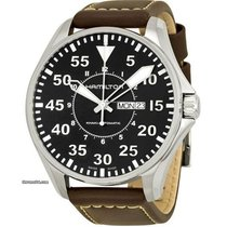 Hamilton Khaki Pilot H64715535 new