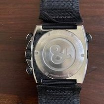 Bell & Ross Steel Automatic BR02-CHR-BL-ST pre-owned Singapore, Singapore