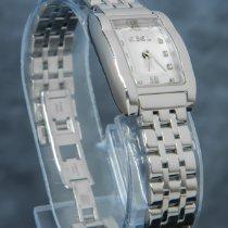 Ebel Tarawa Stahl 28mm Silber Keine Ziffern