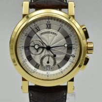 Breguet Marine Yellow gold 42mm Silver Roman numerals United States of America, Texas, Houston