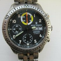 Revue Thommen Titanium 39mm Automatic Airspeed (submodel) pre-owned