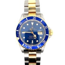 Rolex Submariner Date 16613 1978 pre-owned