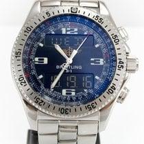 Breitling B-1 Steel 42mm Blue Arabic numerals United States of America, California, Los Angeles