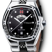 Scalfaro Steel 42mm Automatic SRU-EDITION.GMT.300 new