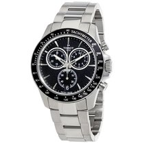 Tissot V8 Steel 42.5mm Black