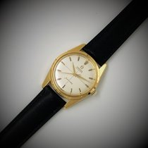Omega Seamaster Very good Gold/Steel 34mm Automatic