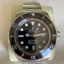Rolex Sea-Dweller Deepsea Acero 44mm Negro Sin cifras España, Vitoria