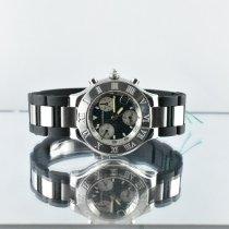 Cartier 21 Chronoscaph 2424 1990 подержанные