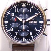IWC Fliegeruhr Chronograph Stahl 43mm Deutschland, Duisburg/München/Linz