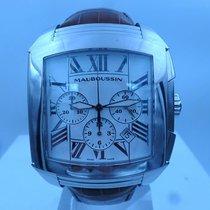Mauboussin modern chronographe steel ref R529
