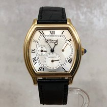 Σοπάρ (Chopard) Chopard 2248 18K Yellow Gold Silver Dial Power...