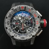 Richard Mille RM 032 Titanium 50.00mm Doorzichtig Arabisch