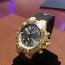 Bulgari Diagono Gmt Aria 18k Gold
