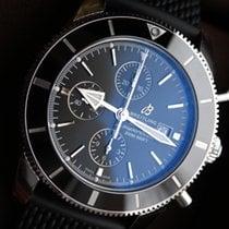 Breitling Superocean Heritage II Chronographe 46mm Black