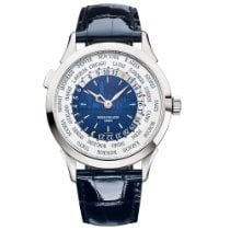 Patek Philippe World Time new Automatic Watch with original box and original papers 5230G-010