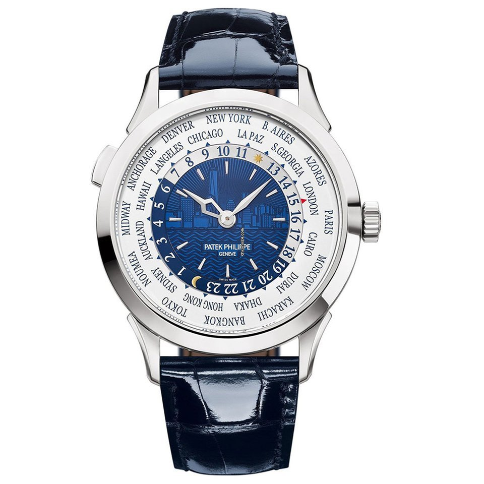 Patek Philippe World Time 5230G-010 new