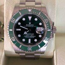 Rolex Submariner Date Hulk