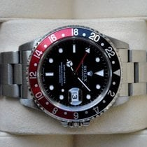 "Rolex GMT-Master I Ref. 16700, Coke, ""Fat Font"""
