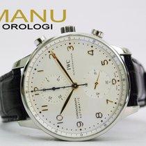 IWC Portoghese Portuguese Chronograph Ref.3714