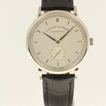 A. Lange & Söhne Saxonia complete with Box and Papers