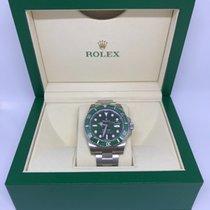 Rolex Submariner 116610LV green HULK - full set