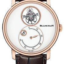 Blancpain Villeret Unworn Rose gold 42mm Manual winding United States of America, New York, Airmont