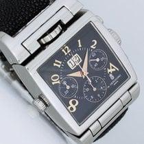 De Grisogono Instrumento Doppio GMT Chronograph