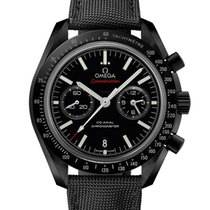Omega Speedmaster Professional Moonwatch Ceramic 44.2mm Black No numerals United Kingdom