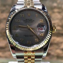 Rolex Datejust 2011 box & papers, serviced papers in 2017