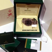 """Rolex Oyster Perpetual Submariner Date """"Oman"""" Logo - 116610LN"""