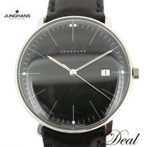 Junghans ユンハンス マックスビル 041/4465.00 メンズ 腕時計