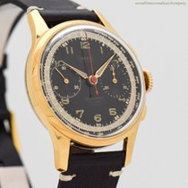 Chronographe Suisse Cie Gold/Steel 37mm Manual winding pre-owned United States of America, California, Beverly Hills