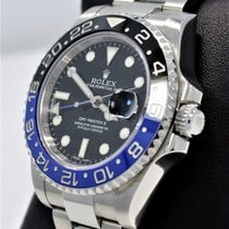 Rolex GMT-Master II 116710 BLNR pre-owned